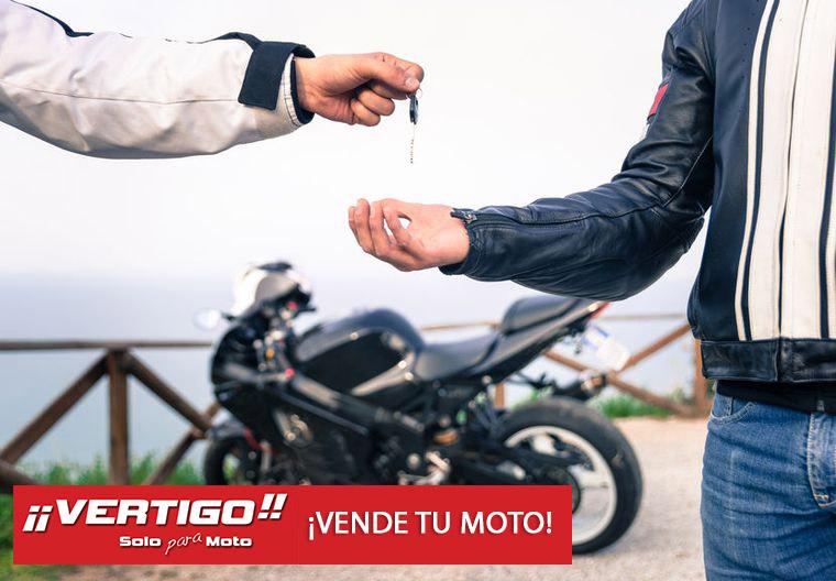 Vender mi moto