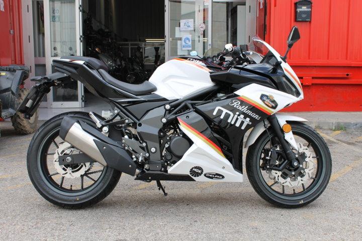 MITT GP 125 RACING  PVP 3.295€